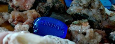 My little blue sea gem