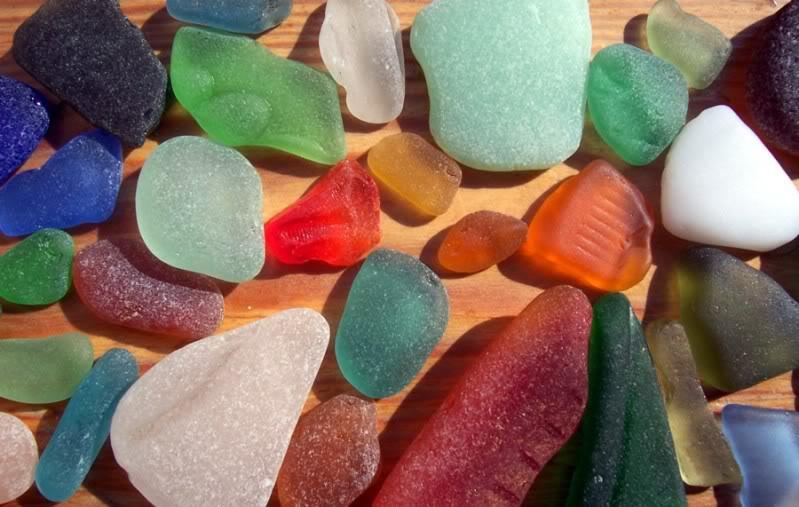 Sea Glass Color Mix