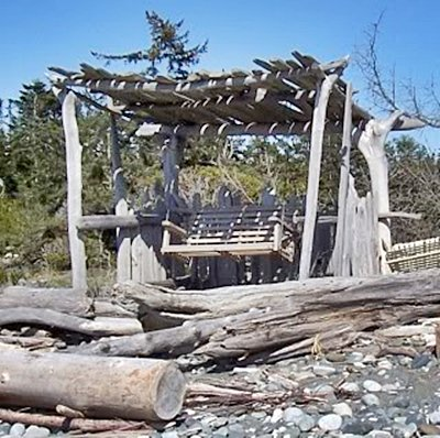 driftwood porch whidbey island washington