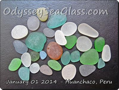 Sea Glass Catch of the Day Best Pieces