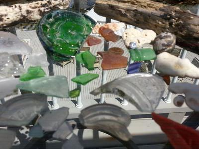 Halona Hawaii Sea Glass Photos