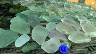Sea Glass - Fairy Bower, Shelley beach, Manly