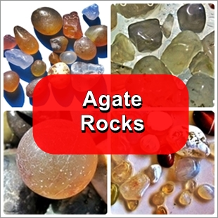 Finding Agate Rocks on the Beach