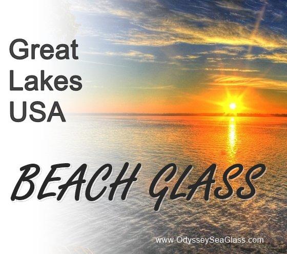 United States Sea Glass Beach Reports