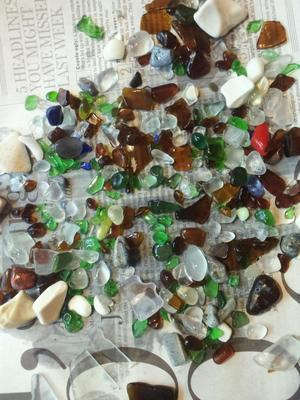 Beach Glass Photos - Cleveland, Ohio