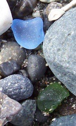 North Beach WA Sea Glass