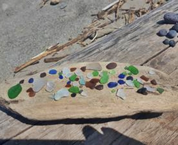 Sea Glass Photo Contest July 2017