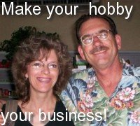 Your hobby your business