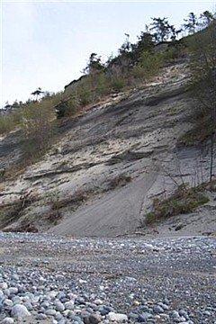 McCurdy Point Cliffs