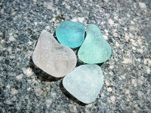 Mixed Pastel Sea Glass