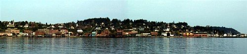 Port Townsend, Washington, Waterfront