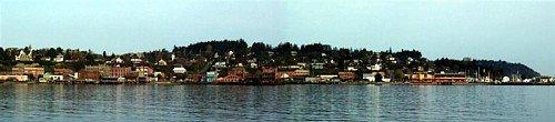 Port Townsend, Washington, Waterfront