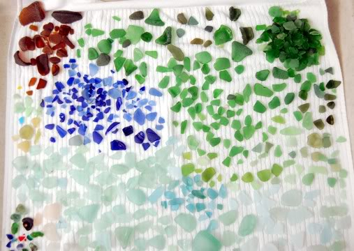 Sea Glass Vacation - Monterey Bay Details 1