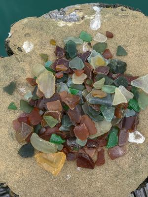Akaroa Sea Glass