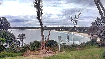 Sea Glass? Mollymook, New South Wales, Australia