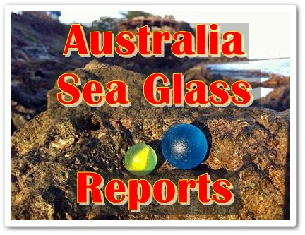 Australia Sea Glass Reports