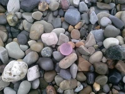 Beach Glass Marble Beauty - DECEMBER WINNER PHOTO