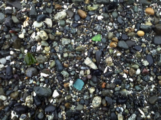 Beach Magic - Sea Glass Photo Contest