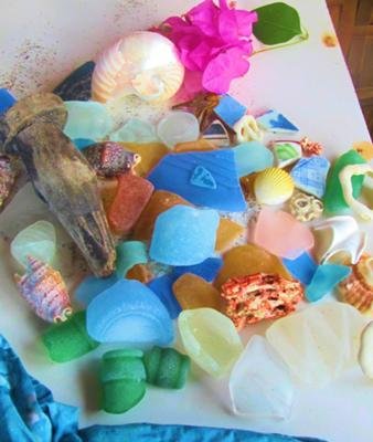 Best Seaglass Adventures - There was too much to take!