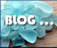 Sea glass blog