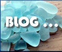 Sea glass blog