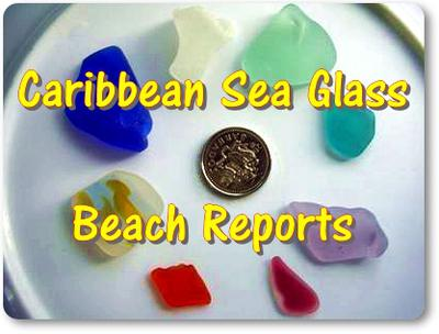 Finding Sea Glass in the Caribbean and Bermuda - Exciting!