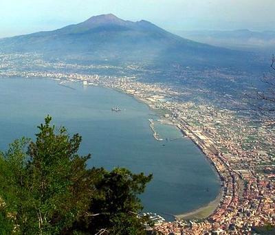 Castellammare Di Stabia, Italy - Sea Glass Report