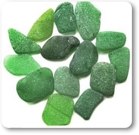 Craft Grade A Sea Glass