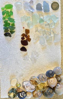 Easton Beach, RI. Craft A Mix