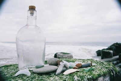 Everytime I Dream - Sea Glass