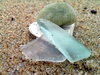 Fractured Finds - March 2013 Sea Glass Photo Contest