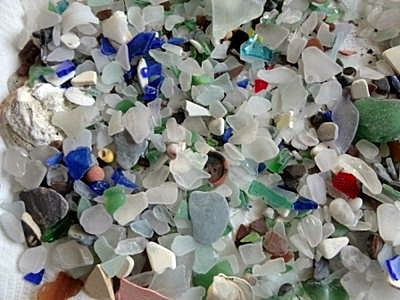 Sea Glass Photos - Gloucester Massachusetts