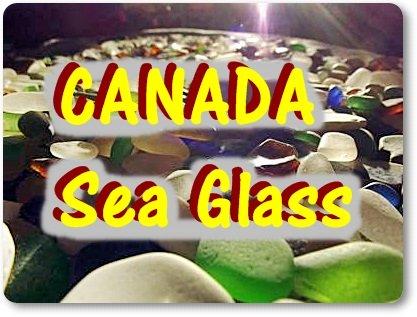 Canada Sea Glass