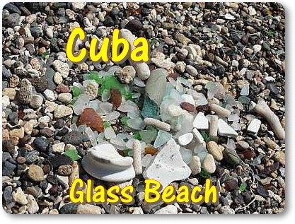 Glass Beach, Guantanamo Naval Base