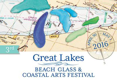 Great Lakes Beach Glass & Coastal Arts Festival