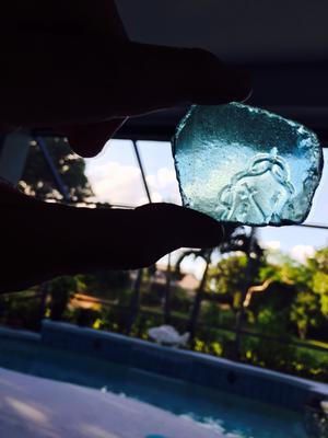 Identify Sea Glass Melbourne, Florida
