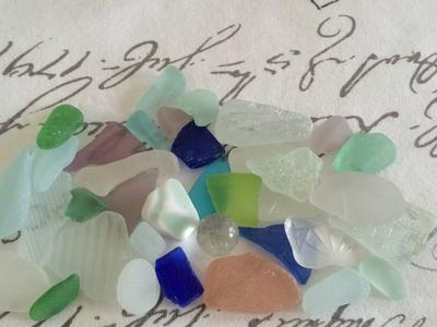 It's the Little Things... in Sea Glass