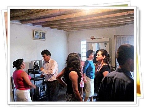 Joselito wedding dancing at Teresa's