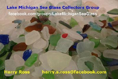 Lake Michigan Sea Glass Collectors Group