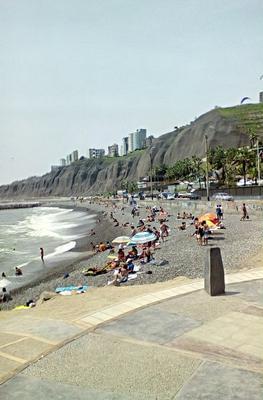 Lima Peru beaches