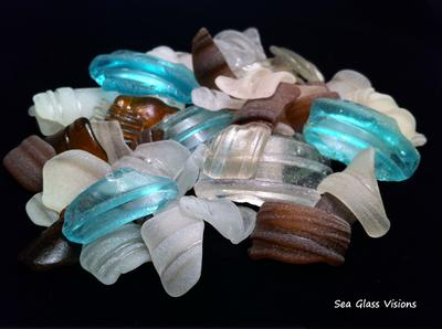 Lovely Rims from Sea Glass Visions
