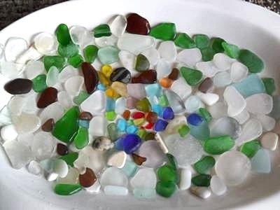 Lovin' D' Beach Glass