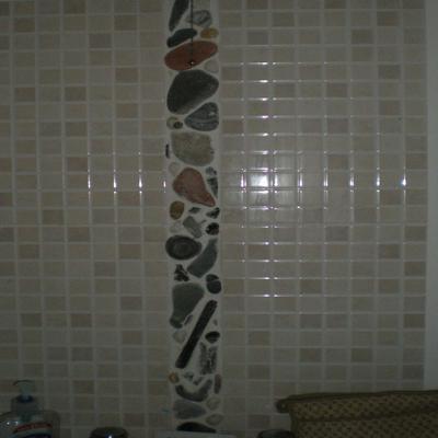 Pebble tiling