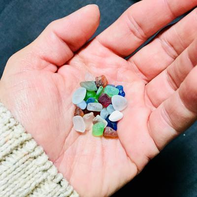 Mermaid Tears Sea Glass Photo Contest