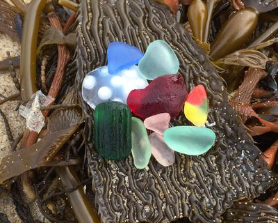 Monterey County California Sea Glass Reports