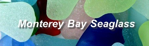 Monterey Bay Seaglass California