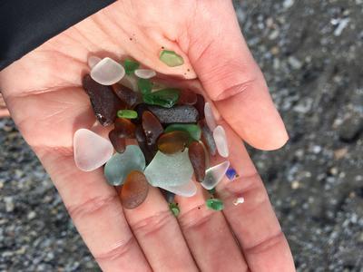 Muir Beach Sea Glass