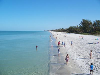 Naples, Florida for sea glass