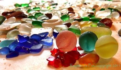 Beautiful Morning Sea Glass