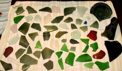 Delaware Sea Glass - Old New Castle